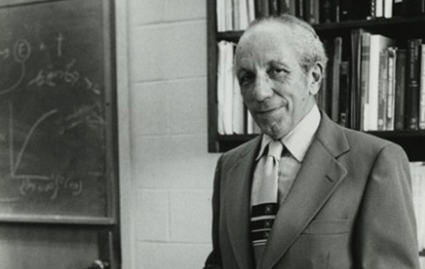 Oscar Touster, professor of molecular biology and biochemistry, emeritus.