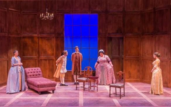 """The Beaux' Stratagem"" opens at Vanderbilt's Neely Auditorium Feb. 13. (Phillip Franck/Vanderbilt)"