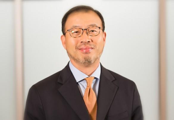 Paul Lim, Faculty Senate chair for 2014-15