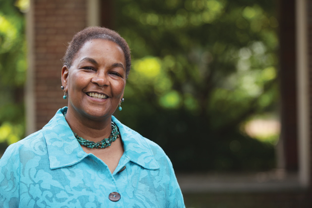 Phillis Sheppard, associate professor of religion, psychology and culture