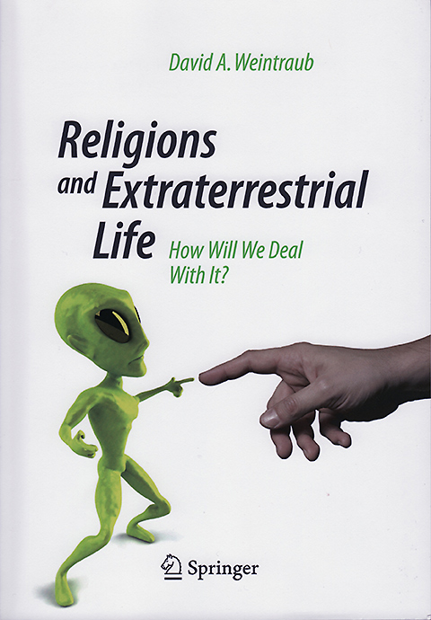Religions and Extraterrestrial Life book cover