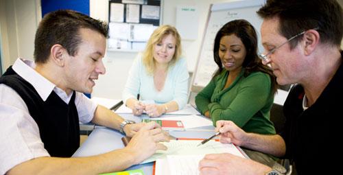 TPEG teachers colalborating (iStock)