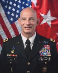 Headshot of Lt.G. Huber