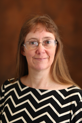 Cynthia Cyrus, professor of musicology and affiliated faculty in gender and sexuality studies