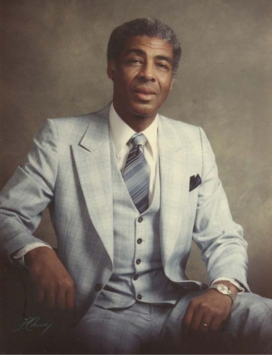 photo of Kelly Miller Smith, Vanderbilt's first African American administrator