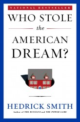 Book cover: Who Stole the American Dream?