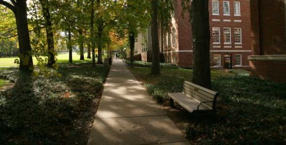 Peabody Campus (John Russell/Vanderbilt)