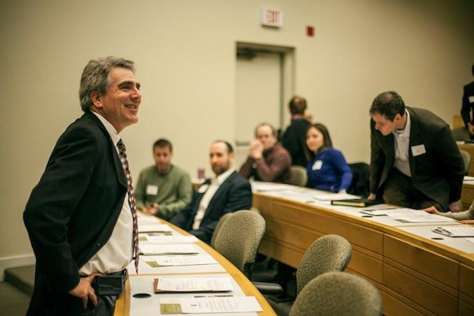 Eric Johnson leading military panel
