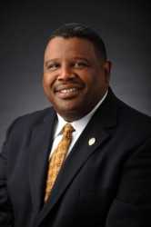 VUPD Chief August Washington (Vanderbilt University)