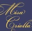 Misa Criolla brochure thumbnail