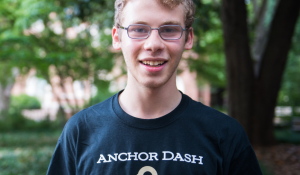 The College Choice: First-year student and New York Times blogger shares his story