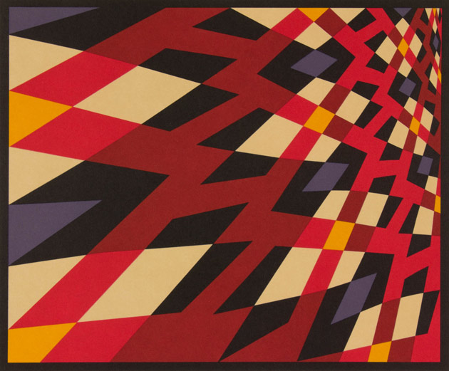 "Hans Hinterretier, ""Untitled,"" 1974. (Vanderbilt University)"