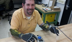VUCast: See advances in this robotic hand; get a special view of Commodore baseball