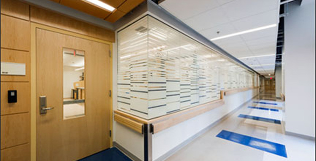 The renovated VANTAGE lab space. (Vanderbilt University)