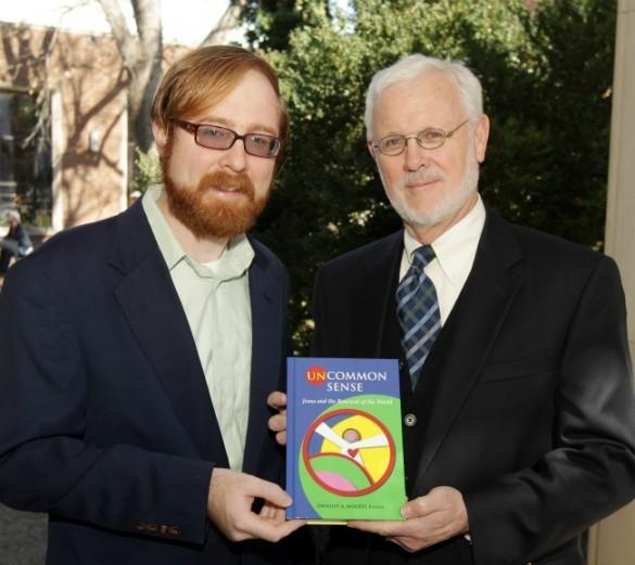 Adam Graham and Dwight Moody