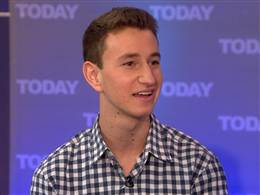 Michael Pollack on Today Show