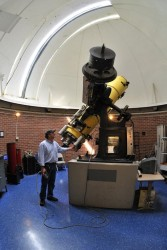 Seyfert telescope