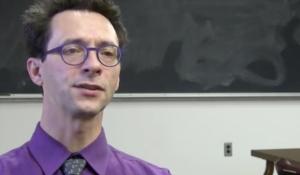Professor Profile – Jonathan Gilligan