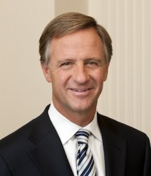 Tennessee Haslam Governor