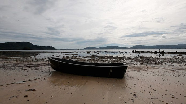 Artist Rattner Boat Seashore