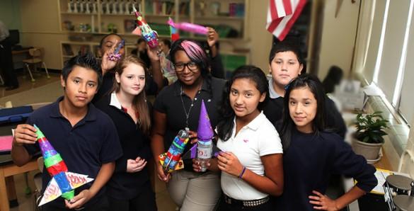 NASA Vanderbilt Bottle Rockets
