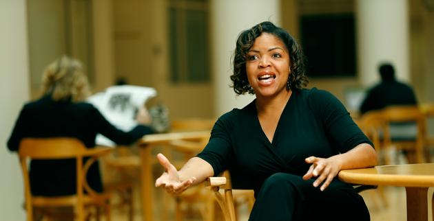 Ebony McGee (John Russell/Vanderbilt)