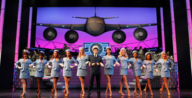 """Vanderbilt employees can get a discount on tickets to """"Catch Me If You Can"""" at TPAC."""
