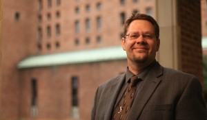 New faculty: Jaco Hamman connects theology and practice
