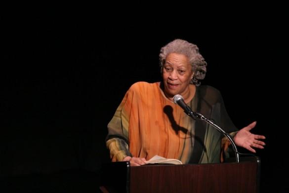 Toni Morrison Vanderbilt Commencement Speaker