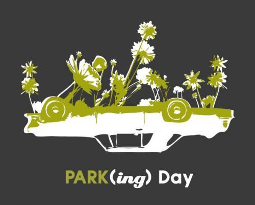 Image courtesy of Park(ing)Day.