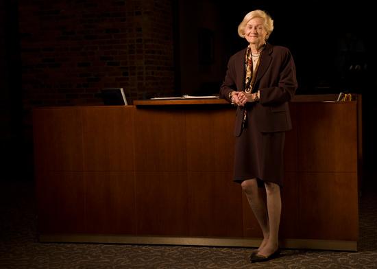 Mary McClure Taylor (John Russell/Vanderbilt)