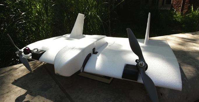 SUAVe aircraft