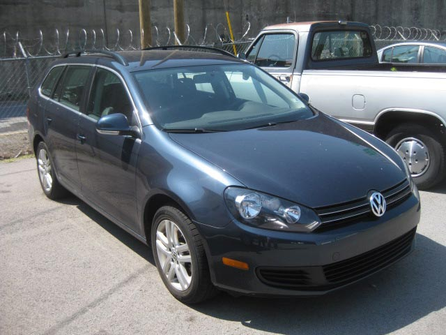 A 2010 Volkswagen Jetta is among the vehicles currently up for auction. (Image provided by Plant Services)