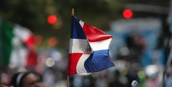 The flag of the Dominican Republic (Paul Stein)