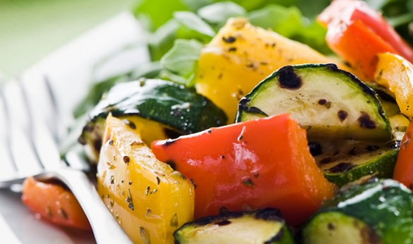 Grilled vegetables are a healthy and satisfying summer dish. (iStock)