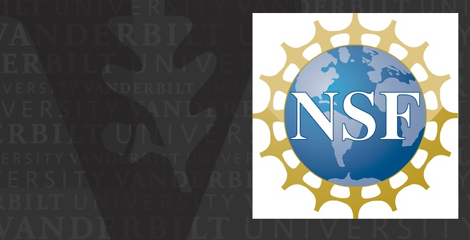 NSF and VU logo