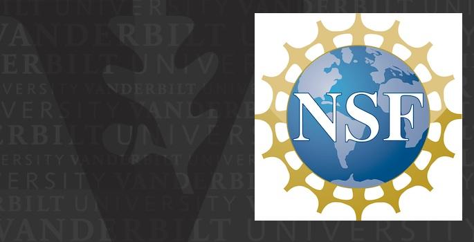 NSF and VU logo