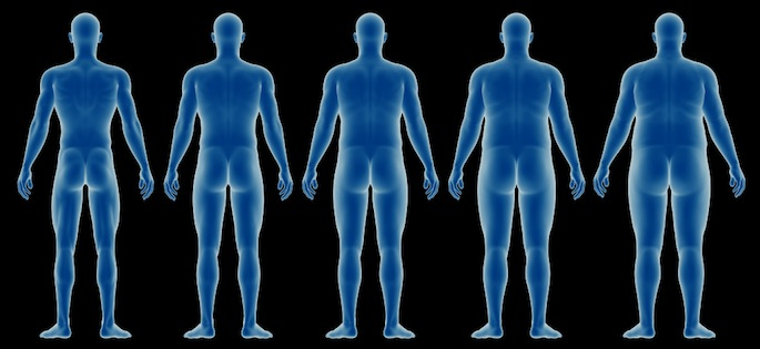 progress of weight gain
