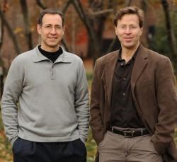 Owen Jones and Rene Marois (Vanderbilt University/John Russell)