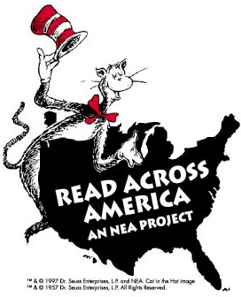 Cat in the Hat and US map