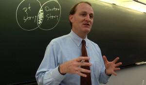 A surgeon teaches Vanderbilt undergrads compassion through memories