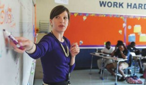 Teach for America inspires alumni to serve through educating children