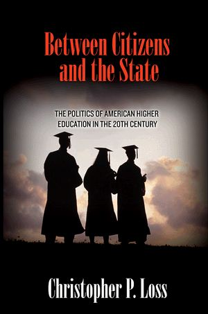 Between Citizens and the State book cover