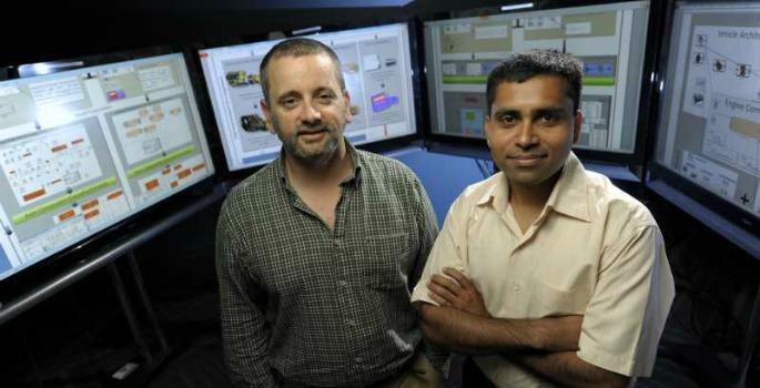 Ted Bapty and Sandeep Neema
