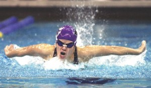 Lessons learned at the pool carry over into medical career