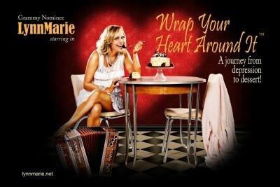 Lynn Marie event poster