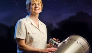 Looking up: VU pediatrician is top amateur astronomer