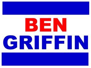 Ben Griffin sign
