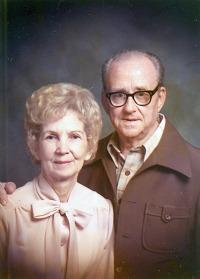 Dennis Hall's parents