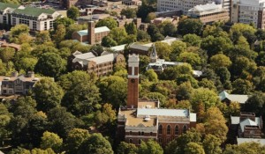 100 reasons why Vanderbilt is a great place to work